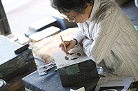 4.日本での荷受け後、再度検品し、追加加工が必要な場合は、日本の本社工場で仕上げ。