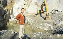 石の質はここ10年来の中でも、最高の状態です。